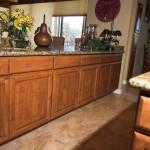 custom kitchen storage