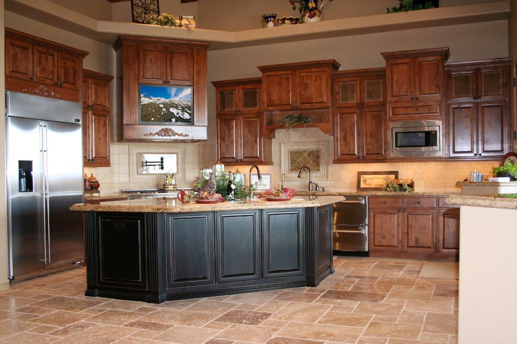 Ordinaire Cornerstone Custom Kitchen Cabinets