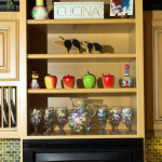 Chiles custom storage kitchen cabinets