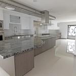 Tempe Custom Contemporary Remodel entertainer's dream kitchen