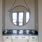 Gold Canyon Mountain Retreat Rustic Contemporary custom vanity
