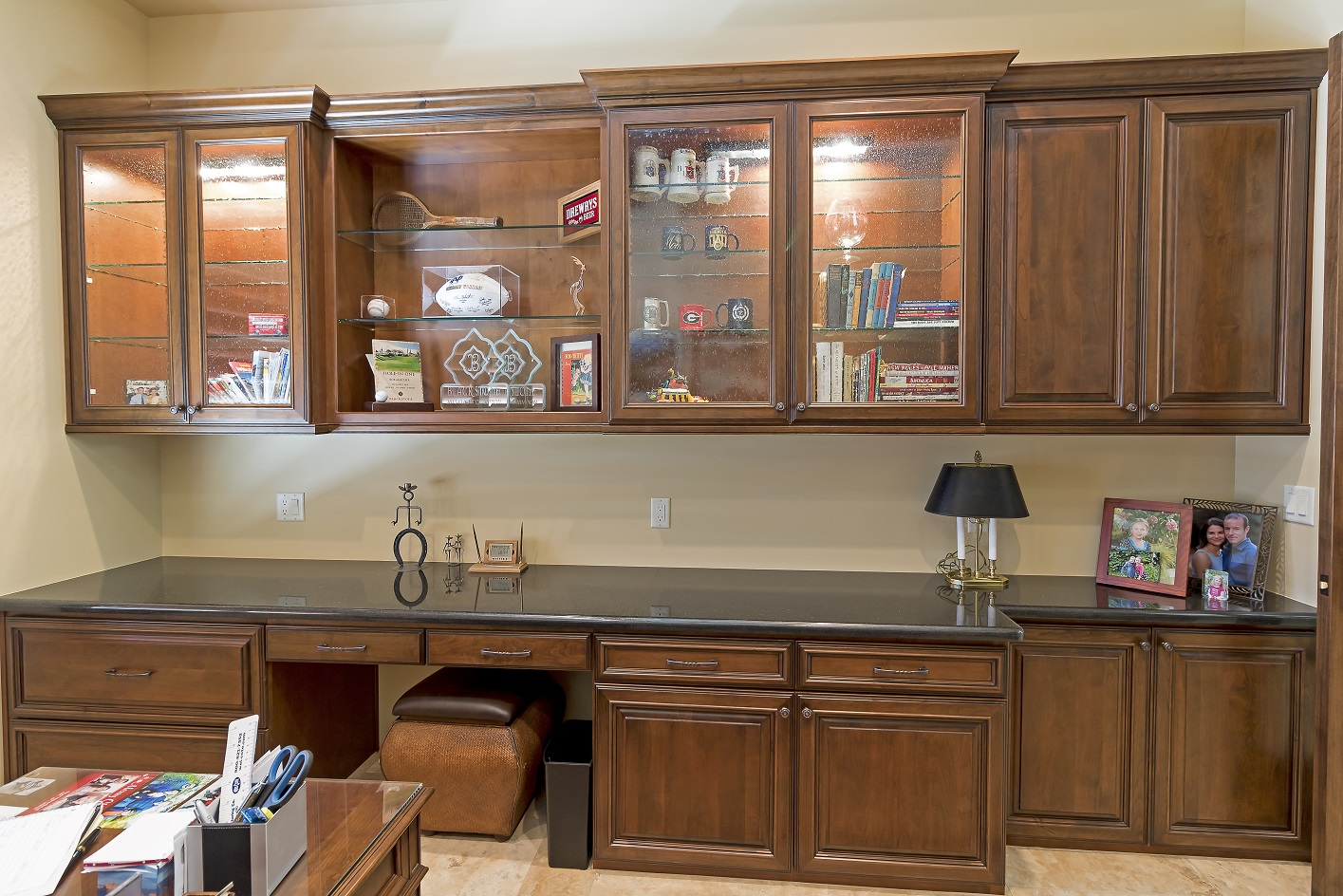 Phoenix blackstone custom transitional cornerstone - Custom cabinet companies ...