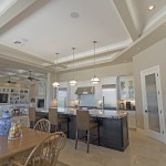 Phoenix Blackstone Custom Home Contemporary