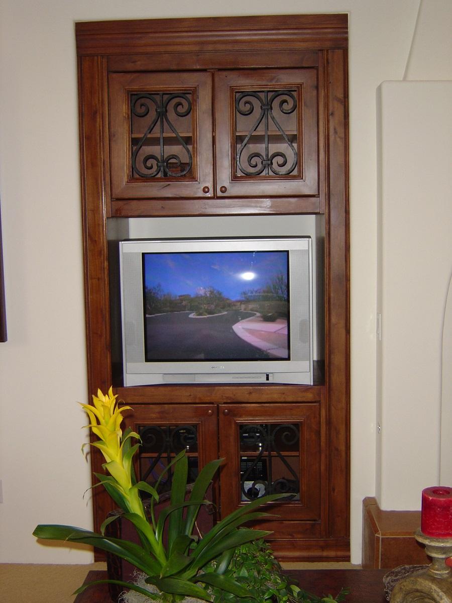 custom home cabinets