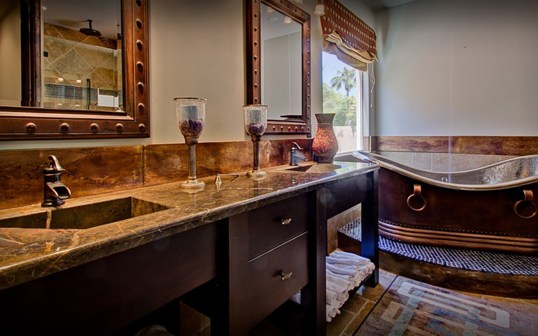 Kitchen vs. Bathroom Cabinets - Cornerstone Cabinet Company
