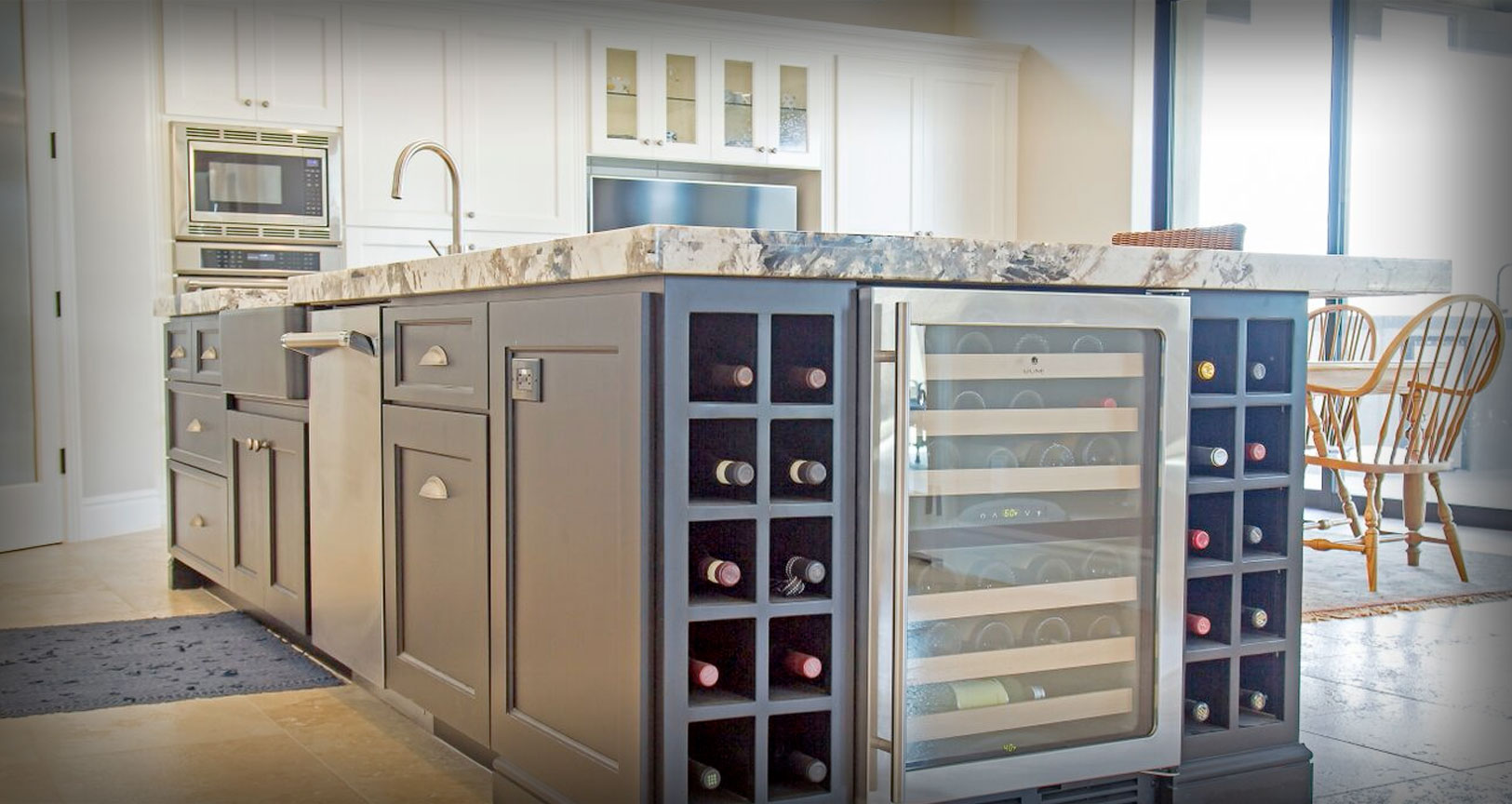 Cornerstone Cabinet Company Featured On Houzz