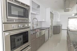 Tempe Custom Contemporary Remodel custom kitchen cabinets