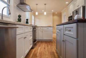 Aspect custom kitchen cabinets