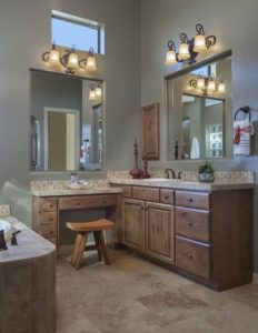Let 39 s take a bathroom tour cornerstone cabinet company - Cornerstone kitchens and bathrooms ...