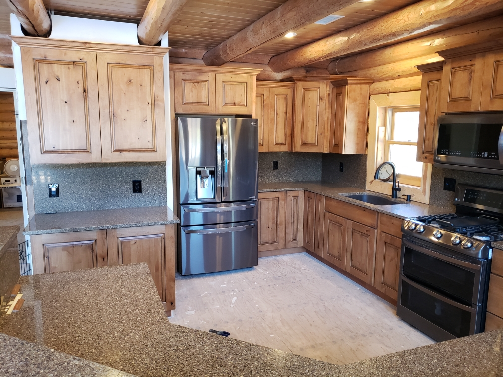 Sophisticated Country Style Kitchen image - Cornerstone ...